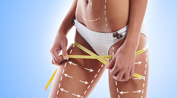 Fat Burning Lasers for Surgical Body Sculpting