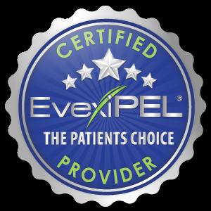 Proud EvexiPEL Provider